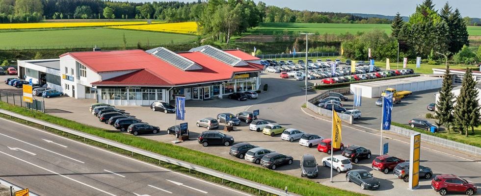 Autohaus Mitlmeier Vohenstrauß